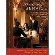 Presenting Service by Lendal H. Kotschevar