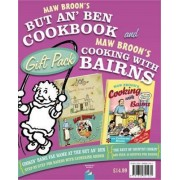 Maw Broon's But An' Ben and Maw Broon's Cooking with Bairns Giftpack by Maw Broon