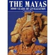 The Mayas: 3000 Years of Civilisation by Maya;De La Garza, Mercedes