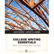 College Writing Essentials by David Skwire
