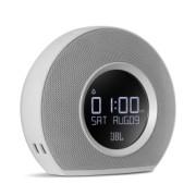 Безжична бяла колонка JBL с функции будилник и радио