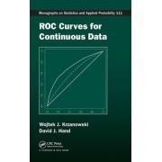 ROC Curves for Continuous Data by Wojtek J. Krzanowski