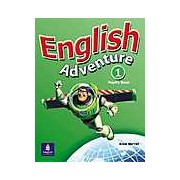 English Adventure 1 Pupil's Book + Cards