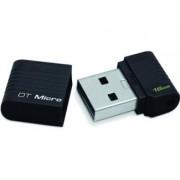 KINGSTON 16GB DataTraveler Micro USB 2.0 flash DTMCK16GB crni