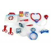 Vt Ultimate Lil Doctor Pretend Play Toy Medical Kit Play Set, Perfect For Role Playing, Comes W/ Everything Needed
