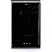 Carcasa Ixion , ITX, Mini Tower, neagra, sursa 300 W