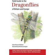 Field Guide to the Dragonflies of Britain and Europe by Klaas-Douwe B Dijkstra