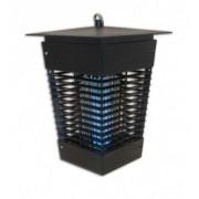 Lampă insecticidă pentru eliminarea insectelor (muște, țânțari) de 15W pentru o suprafață de 80 m.p.
