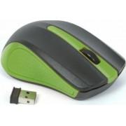 Mouse Wireless Omega OM0419G 1000DPI Negru-Verde