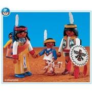 PLAYMOBIL 7841 - Familia de Nativos Americanos