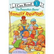 The Berenstain Bears' Family Reunion by Stan Berenstain