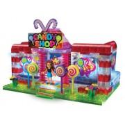 Cra-z-art Lite Brix Lite up Candy Shop