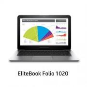 "HP EliteBook Folio 1020 G1, M-5Y51, 12.5"" FHD UWVA, 8GB, 256GB SSD, ac, BT, NFC, RJ45+VGA adapt, Win 10 Pro downgraded"