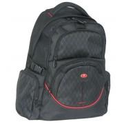 "Rucsac laptop 16\"" (32.5x47x15cm), polyester DuraTuff600, FALCON- negru"