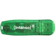 USB Flash Drive Intenso Rainbow Line 8GB Verde