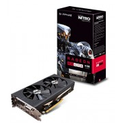 Sapphire Technology Nitro + Scheda grafica ATI Radeon RX 470, 4 GB GDDR5, 1246 MHz PCI Express