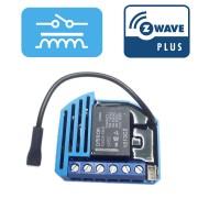 Module 1D contact sec Z-Wave Plus encastrable - QUBINO