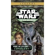 Star Wars: The New Jedi Order - Edge of Victory - Conquest by J. Gregory Keyes