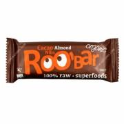 Roo'bar Eclats de cacao amande 50g