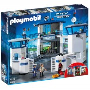 Playmobil City Action Police Headquarters with Prison (6919)