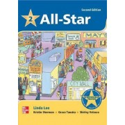 All Star Level 2 Student Book with Work-Out CD-ROM by Linda Lee
