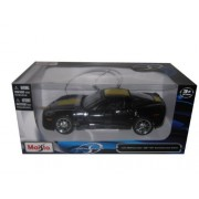 2009 Chevrolet Corvette C6 Z06 GT1 Commemorative Edition 1/24 Black
