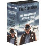 The Walt Longmire Mystery Series Boxed Set by Professor of Mathematics Marywood University Scranton Pennsylvania Craig Johnson