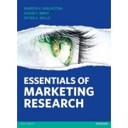 Essentials of Marketing Research by Naresh K. Malhotra