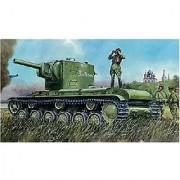 Fujimi 1/76 Russian Heavy Tank Kabe II Late(Japan Imports)
