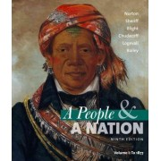 A People and a Nation, Volume I by Mary Donlon Alger Professor of American History Mary Beth Norton