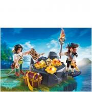 Playmobil Pirate Treasure Hideout (6683)