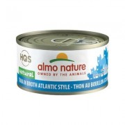 Almo Nature Legend 100% Natural Atlantic Tuna Adult Grain-Free Canned Cat Food, 2.47-oz, case of 24