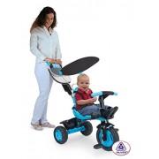 Injusa - Free Triciclo, blu (S3370)