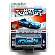 NYPD 1987 FORD MUSTANG GT New York City New York 2014 Hot Pursuit (Series 14) 1:64 Scale Limited Edition Die-Cast Vehic