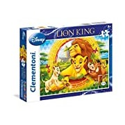 Clementoni 26923. 5-60 T The Lion King Circle of Life, Classic Puzzle