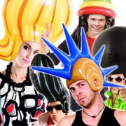 Inflatable Wigs