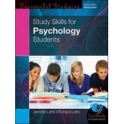 Study Skills for Psychology Students by Richard Latto