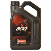 Motul 800 2T Factory Line Off Road 4 Litre Can