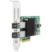 FIBRE CHANNEL HOST BUS ADAPTER HP 82E 8GB 2-PORT PCIE