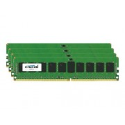 Crucial CT4K8G4RFS4213 288 Pin 32GB (8GB x4) CL15 DDR4 DIMM Modulo Memoria
