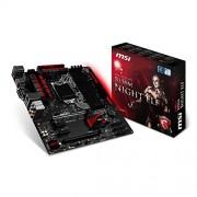 Scheda madre MSI B150M Night Elf LGA1151, 4 x DDR4, max. 64 GB, DVI maTX