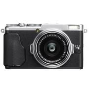 """Fujifilm X70 Appareil Photo Numérique Compact 16,3 Mpix Ecran LCD 3"""" - Argent"""