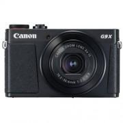 Canon Aparat CANON G9X Mark II Czarny + Zamów z DOSTAWĄ JUTRO! + DARMOWY TRANSPORT!