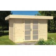 Cabaña de madera Muerdago 320x260 cm para Jardín