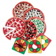 Learning Resources - Pizze: gioco per imparare il concetto delle frazioni [importato da UK]
