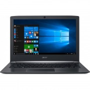 "Ultrabook Acer Aspire S5-371, 13.3"" Full HD, Intel Core i5-6200U, RAM 8GB, SSD 256GB, Windows 10 Home, Negru"