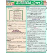 Algebra: Pt. 2 by Inc. Barcharts
