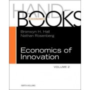 Handbook of the Economics of Innovation by Bronwyn H. Hall