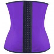 Las Mujeres De La Cintura De Goma Fajas Faja Púrpura M