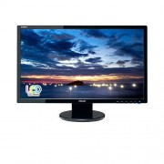 Monitor Asus VE247H 24 inch Wide Full HD DVI HDMI Boxe Negru